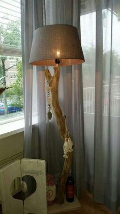 Tak wordt designstaanlamp