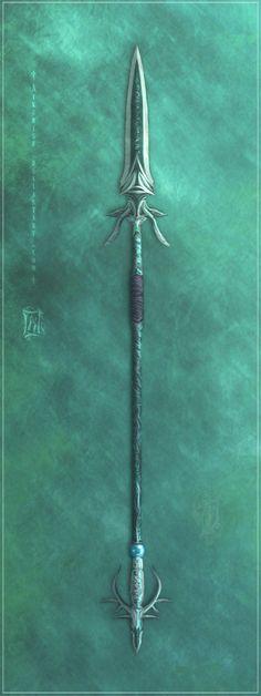 Nelri Blade Concept - V by Aikurisu