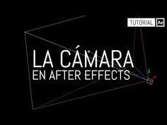 Manejando la Cámara - Tutorial After Effects - YouTube