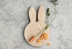 Bunny Ears Chopping Or Serving Board