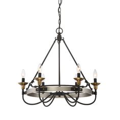 Found it at Joss & Main - Beverly 6-Light Chandelier