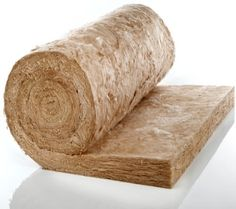 Rock mineral wool insulation is more solid than blanket insulation. This insulation can be sold in varying thicknesses and lengths.