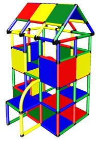 Home Playgrounds - 110 Series