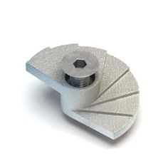 Lindapter 'FF' Floorfast Clamp. Eberl Iron Works, Inc. is a distributor of Lindapter Steel Connections and Steel Fixings.