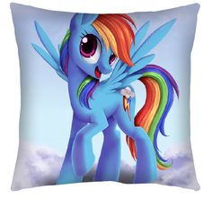 My Little Pony RAINBOW DASH Pillow POPW POPL0658