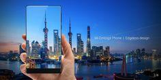 Xiaomi présente l'impressionnant MiX sans bordures, conçu par Philippe Starck - http://www.frandroid.com/marques/xiaomi/385776_xiaomi-presente-limpressionnant-mix-sans-bordures-concu-par-philippe-starck  #Smartphones, #Xiaomi
