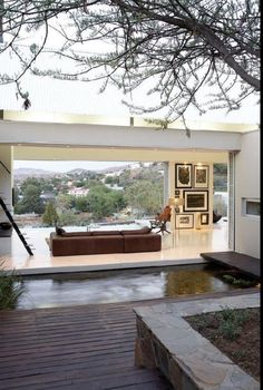 Fab Modern Residence # Light filled and Wonderful Views