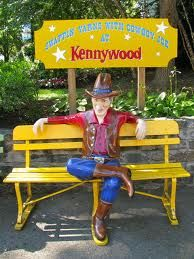 Cowboy Joe - - Kennywood Park = the happiest place on earth!