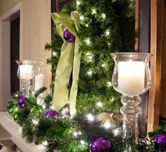 Four Ways to Decorate Your Mantel this Holiday Season