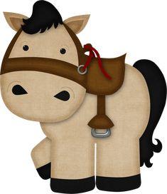 HORSE / PONY CLIP ART