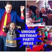Stuck? Try These Kid Birthday Party Ideas