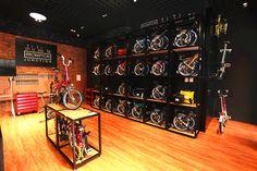中国专卖店 | Brompton Bicycle China
