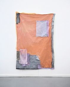 Tess Williams, SCANDALE PROJECT, artist, painting, painter, contemporary artist, scandaleproject,Tess Williams is a London based artist who works within the field of expanded painting. She explores what can be identified as the masculine and feminine aspects of material, colour and form, playing with the relationships between these polarities. The grimy, rough and brutal blacks and greys, thick heavy bodied materials contrast with the light…