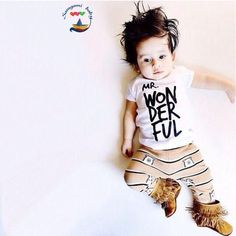 SUMMER Boy's clothing Sets baby boy clothing Set cotton kids Children suit cotton letter printing t-shirt+trousers F1605