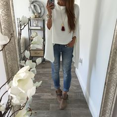 Skinny Bootcut Jean | OHM BOUTIQUE