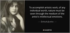 TOP 5 QUOTES BY GERTRUDE KASEBIER   A-Z Quotes