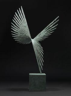 Royal British Society of Sculptors Sculpture Metal, Geometric Sculpture, Abstract Sculpture, Metal Art, Wood Art, Sculpter Son Corps, Plastic Art, Contemporary Sculpture, Public Art
