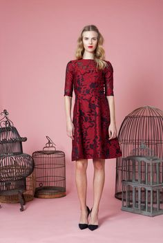 Lela Rose Pre-Fall 2014 - Collection - Gallery - Style.com