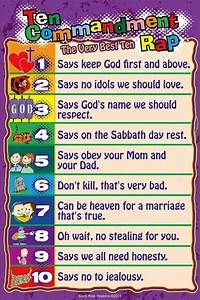 the ten commandments for kids - Yahoo Image Search Results