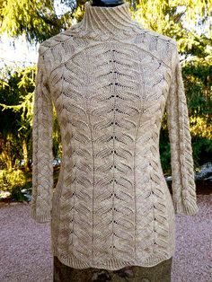 Stricken Ravelry: Rose of Jericho sample by FadenStille Searching for a Wedding ceremony Costume Des Lace Knitting Patterns, Free Knitting, Pattern Library, Pullover, Drops Design, Cardigans, Sweaters, Knitting Projects, Free Pattern