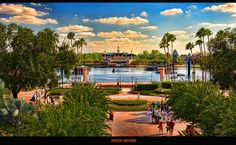 Epcot -- World Showcase