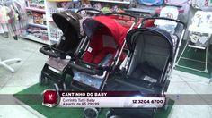 No Cantinho do Baby tem Carrinho Tutti Baby a partir de R$ 299,99!