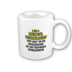 King of The Lab Funny Science Mug Lab Rat Gifts