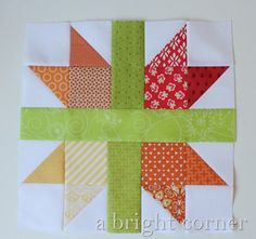 22 Favorite Quilt Blocks | Sew Mama Sew | Bringing you outstanding sewing, quilting, and needlework tutorials since 2005.