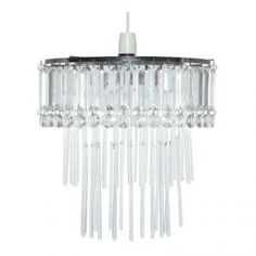 Rectangle Straw Glass Non Electric Pendant Light Shade