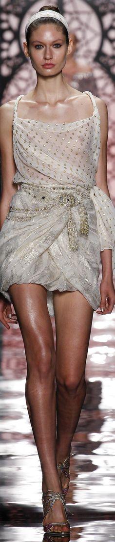 Reem Acra Spring 2016 Indian Fashion RTW