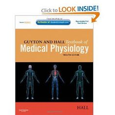 guyton and hall physiology text book 12th latest edition pdf free
