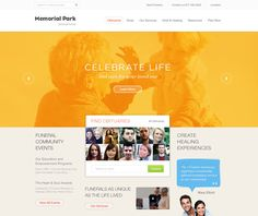 website layouts 08 25 Amazing Website Layouts Design From Dribbble