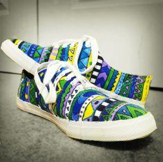 DIY shoe design