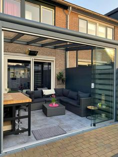 Back Garden Design, Terrace Design, Backyard Garden Design, Modern Backyard, Outdoor Patio Designs, Pergola Designs, Backyard Seating, Pergola Patio, Garden Room Extensions