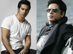 Varun Dhawan NOT ready to reunite with Shah Rukh Khan?