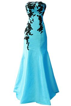 Bridesmaid Dresses Turquoise And Black