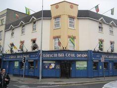 O'Shea's Merchant (traditional Irish pub, music) - Dublin, Ireland
