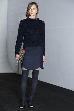 Sexy get smart with Carven pre-fall