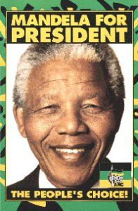 Mandela served 27 years in prison, first on Robben Island, & later in Pollsmoor Prison & Victor Verster Prison. An international campaign lobbied for his release, which was granted in 1990. Becoming ANC President, Mandela published his autobiography & led negotiations with President F.W. de Klerk to abolish apartheid & establish multi-racial elections in 1994, in which he led the ANC to victory. He was elected President & formed a Government of National Unity.