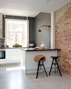 kitchen brick