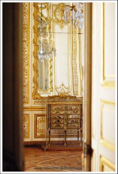 Private apartments of Louis XV.