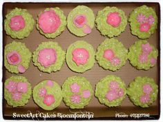 Sweetarts, Flower Cupcakes, Fondant Flowers, Cupcake Toppers, Icing, Connect, Cake Decorating, Facebook, Desserts