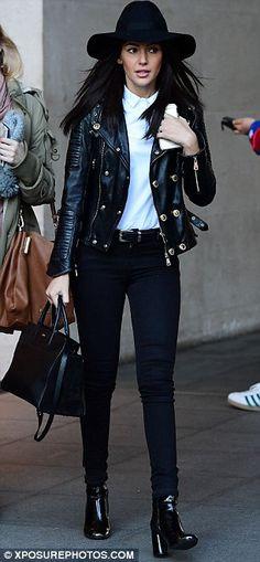 Michelle Keegan sounds like Lauren Goodger mimicking Essex accent #dailymail