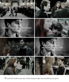 hinny - harry potter