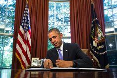 """Barack Obama schreibt im """"Economist"""": """"Das politische System der USA kann frustrierend sein"""" - SPIEGEL ONLINE - Politik"""