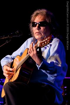 Jose Feliciano... light our fire...