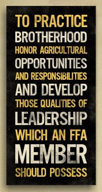 FFA Canvas http://ruralrose.jewelkade.com jewel kade