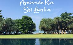 Ayurvedaurlaub auf Sri Lanka Sri Lanka, Ayurveda Kur, Golf Courses, Sidewalk, Travel Report, Vacation, Viajes, Side Walkway, Walkway