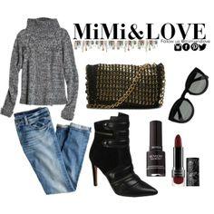 Casual thursday!! steve madden, celine, chain bag, revlon, nail polish, kat von d, boyfriend jeans, ootd