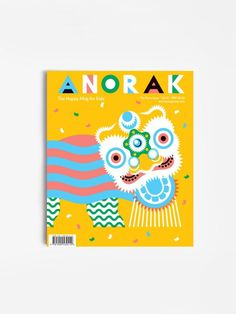 Anorak Magazine for Kids - The Party Issue